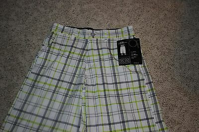 f53954dbbe NEW Ocean Pacific Op Opflex 4 Way Stretch Board Shorts Swim NWT Size 28