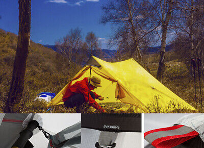 d5627d9bc010 LANSHAN 2 3F UL GEAR 2 Person Oudoor Ultralight Camping 1210g Tent ...