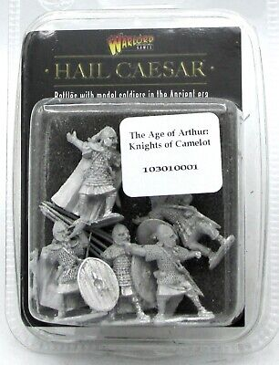 Hail Caesar 103010001 Knights of Camelot (Age of Arthur) Dark Ages Warriors Hero