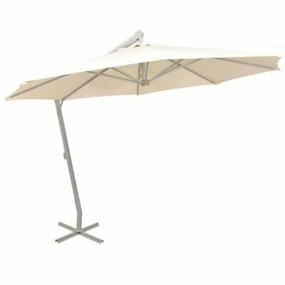 Extra Large 3.5m Garden Parasol Outdoor Lawn Patio Sun Umbrella Canopy Floating