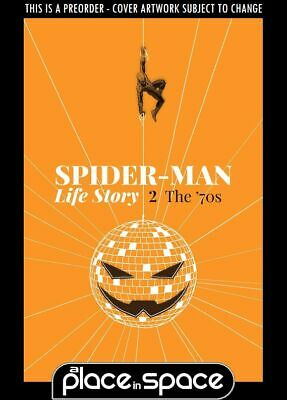 (Wk16) Spider-Man Life Story #2A - Preorder 17Th Apr