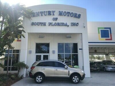 2008 Saturn Vue  CD AUX Onstar Homelink Cruise Fog Power Seat Cloth Alloy Wheels
