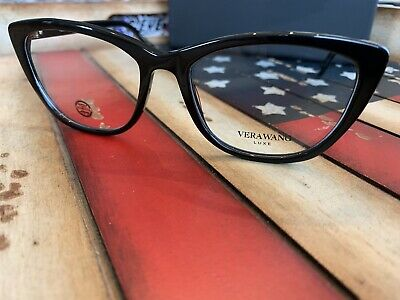 e5aeaec6520 VERA WANG EYEGLASSES DEA Tortoise 54-17-140 New and Authentic ...