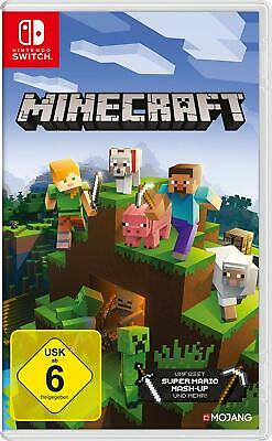 Minecraft - Switch-Edition (Nintendo Switch, 2018)