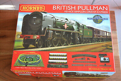 Hornby British Pullman Venice Simplon Orient Express Train Set R1162 00 Gauge UK