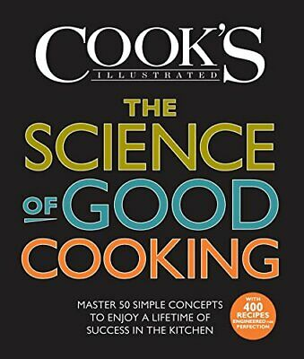 The Science of Good Cooking (PDF/Epub)