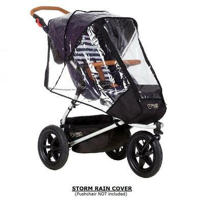 Mountain Buggy Tormenta Burbuja de Lluvia V3 (New 2015+ Urban Jungle / Terreno)