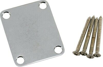 NEW Fender Road Worn Strat Tele NECK PLATE + Screws Aged Relic Parts 0997216000