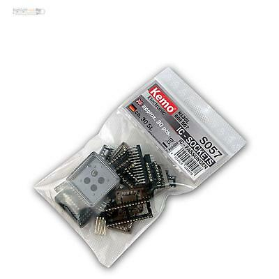 Kemo S057 Assorted Ic-Socket, Sockets for Ic, Sockets Assortments, Socket