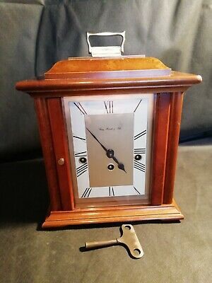 Hermle Westminster Chime Mantle Clock