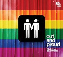 Out and Proud-28 All-Time Gay Anthems von Various | CD | Zustand gut