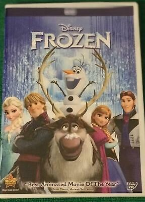 FROZEN LN DVD, 2014 ....Buy 2 + from my store and SAVE $