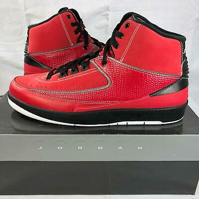 san francisco 056bf b9007 2010 Air Jordan 2 Retro QF, Candy Pack Red 395709601 Sz. 9, NIB