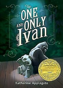One and Only Ivan, Paperback by Applegate, Katherine; Castelao, Patricia (ILT...