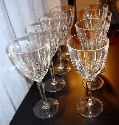 **NEW**Marquis by Waterford Sparkle for All Purpose Wine Glasses Set of 8