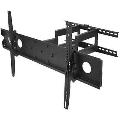 "SIIG Large Full-Motion TV Wall Mount - 42"" to 80"" Screen Support - 198.42 lb -"