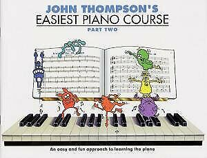 John Thompsons Easiest Piano Course: Part 2 - Revised Edition, Willis Music, Use
