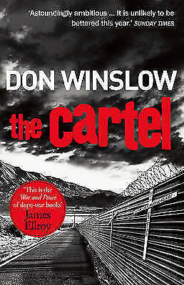 The Cartel by Winslow, Don, Paperback Book, New, FREE & Fast Delivery!
