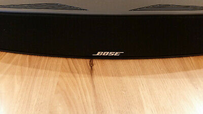 Bose VCS-10 Centre Channel Speaker Black in Excellent Working Condition
