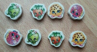 Selection Of Shopkins Erasers