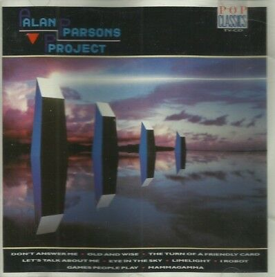 ALAN PARSONS PROJECT Pop Classics CD