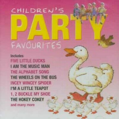 Childrens' Party Favourites CD (2003) Highly Rated eBay Seller, Great Prices