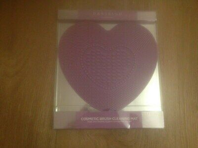 Danielle Creations Purple Heart Shaped Cosmetic Brush Cleaner