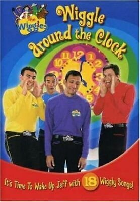 BRAND NEW The Wiggles - Wiggle Around The Clock (DVD, 2006)
