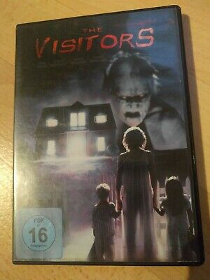 DVD The Visitors - Horror