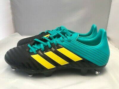 Adidas Malice SG Mens Rugby Boots Size 9 UK