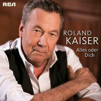 Roland Kaiser - Alles oder Dich (Limited Deluxe Edition)(2019) CD   NEU&OVP