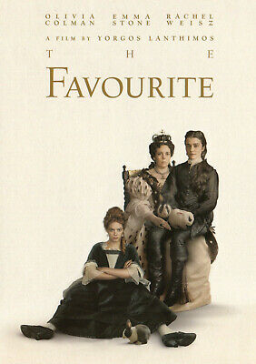 The Favourite - Olivia Colman, Emma Stone (DVD 2019) New And Sealed!