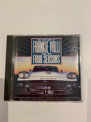 Frankie Valli and the Four Seasons - The Very Best Of (CD 1992)