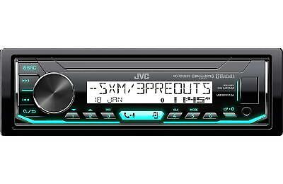 JVC KDX35MBS iPod & Android Digital Receiver with Bluetooth