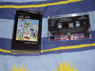 Talk Talk - Natural History (The very best of) - Cassette Tape album 1990