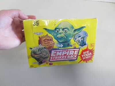 1980 STAR WARS Empire Strikes Back Candy Heads (Complete w/ Box)