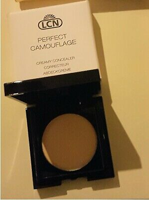 LCN concealer, perfect camouflage, light
