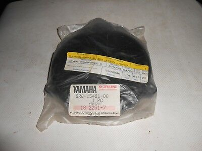 NEW OEM NOS Genuine Yamaha IT175 it 175 MX Crankcase COVER Black 3R6-15421-00 LH