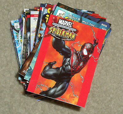 2016 Marvel Masterpieces Jusko 63-card WHAT IF variant set