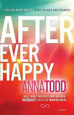 After Ever Happy by Anna Todd (English) Paperback Book Free Shipping!