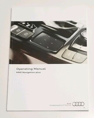 2017 Audi A6 Navigation System Owners Manual Compeon Prestige Premium Plus