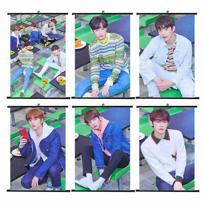TXT TOMORROW X TOGETHER Album The Dream Chapter  Hanging Painting Art Poster