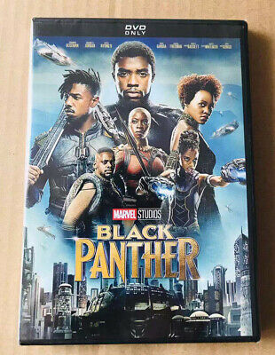 Black Panther (DVD,2018) NEW Action, Adventure USA seller