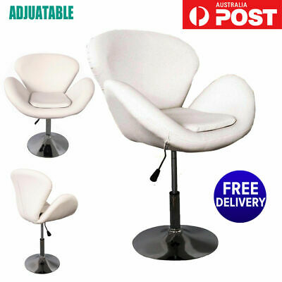 Hairdressing PU Leather Barber Spa Beauty Styling Salon Stool Chair Adjustable