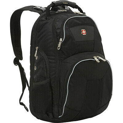 SwissGear Travel Gear ScanSmart Backpack 1696 Business & Laptop Backpack NEW