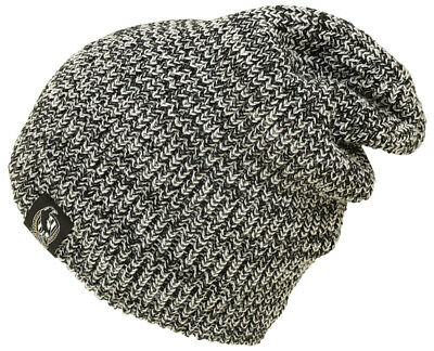 NEW Collingwood Magpies Slouch Beanie