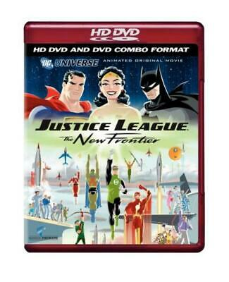Justice League: The New Frontier Special Edition [HD DVD] [Import]