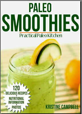 10-Day Green Smoothie Cleanse by Nutribullet 002NT - Eb00k/PDF - FAST Delivery