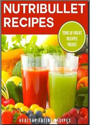 10-Day Green Smoothie Cleanse by Nutribullet 004NT - Eb00k/PDF - FAST Delivery