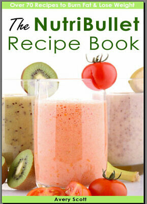 10-Day Green Smoothie Cleanse by Nutribullet 005NT - Eb00k/PDF - FAST Delivery
